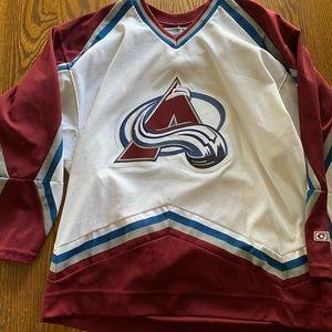 Colorado Avalanche NHL Jersey